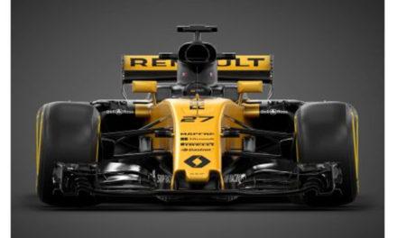 Renault Sport Formula One Team presenta su monoplaza 2017, el R.S. 17