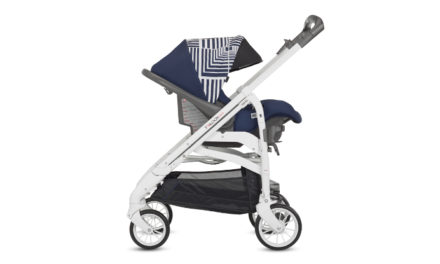 Máxima comodidad en el carrito de tu bebé
