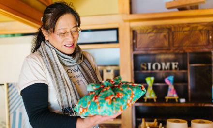 Lush apoya a Fukushima con sus 'knot wraps'