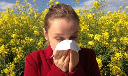 6 consejos alimenticios para plantarle cara a la alergia estacional
