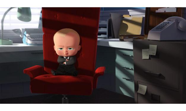 Llega a los cines 'El bebé jefazo'