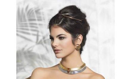 Luciendo las nuevas joyas de Yanes Young ¡te sentirás como una diosa!