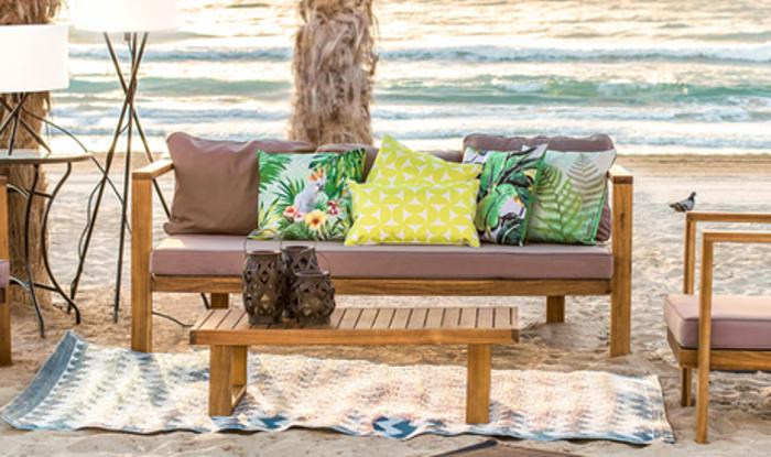 8 trucos para decorar tu casa de la playa