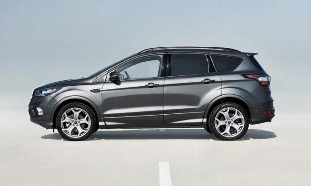 Los vehículos Ford apuestan por el color de moda en Europa ¡el gris!