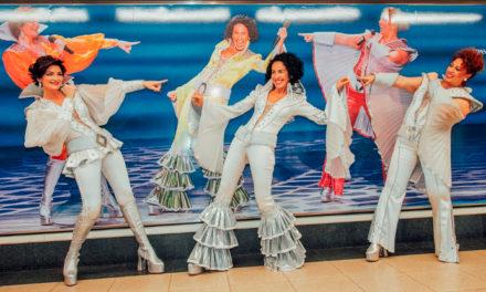 El musical Mamma Mia! asalta el metro de Madrid