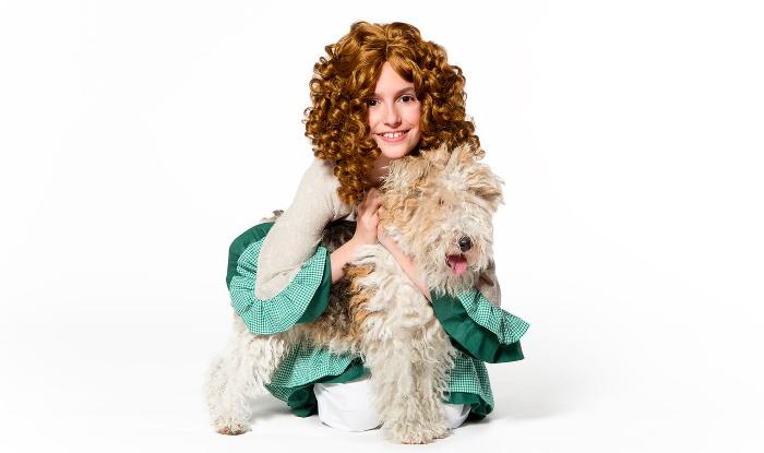 Llega el musical Annie Jr ¡les encantará!