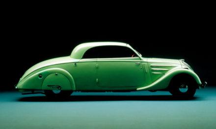 Peugeot rememora el 75 aniversario de su emblemático modelo 402