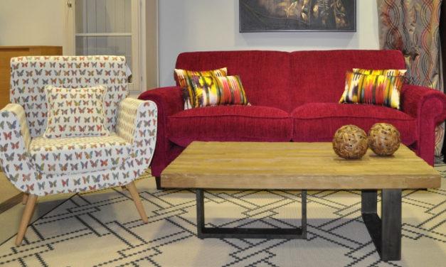 El tapizado da un aire nuevo a tu hogar