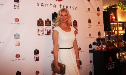 Anne Igartiburu, premiada por su estilo de vida saludable