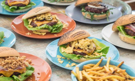 Las hamburgueserías gourmet Timesburg llegan a Madrid
