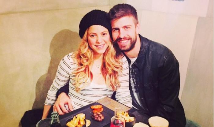 Piqué confirma que se va a casar con Shakira