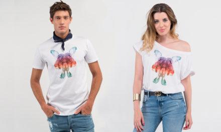 Moda sostenible y arte se fusionan en las camisetas de SmokeAliens