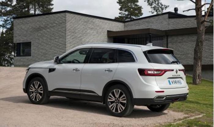 Nuevo Koleos: un SUV de gama alta que llega a Europa