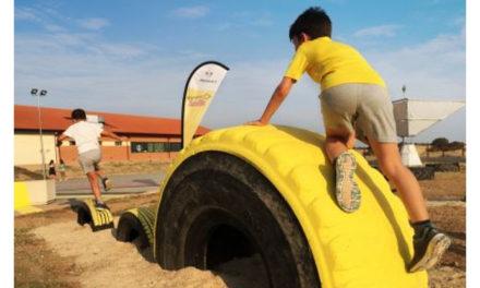 Renault da vida al primer parque infantil sostenible que además genera energía
