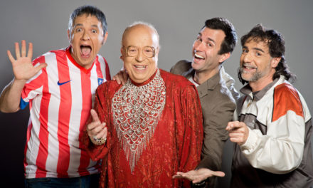 Rappel debuta en el teatro con 'El secuestro del adivino'