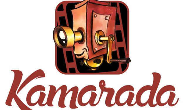 Kamarada, la app que te convierte en director de cine mudo, gratis para IOS