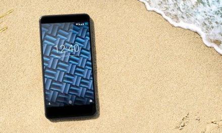 Tu smartphone no volverá a temer al agua o al sol