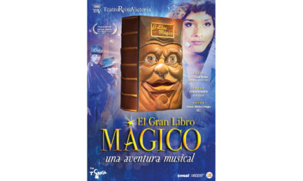 Llega al teatro 'El gran libro mágico'