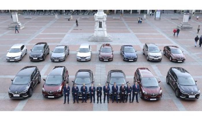 Renault se convierte un año más en el Vehículo Oficial de la SEMINCI