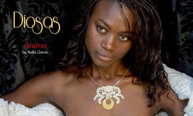 Con la nueva colección de la firma Ánima ¡te sentirás como una diosa!
