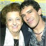 Muere la madre de Antonio Banderas a los 84 años