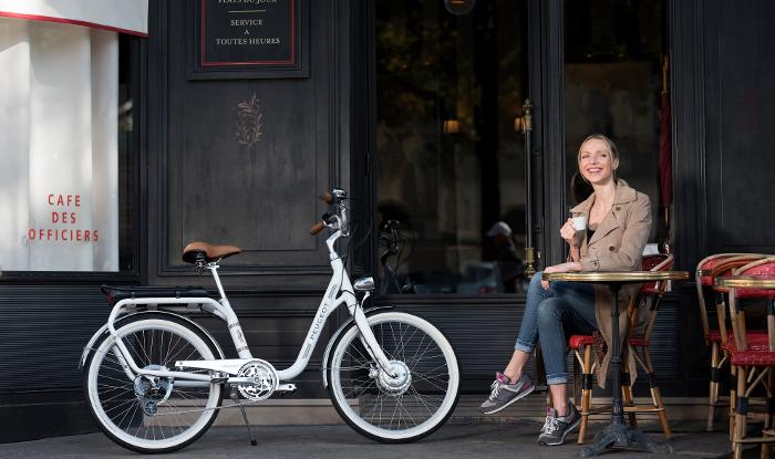 Peugeot inventa un nuevo concepto de bicicleta: la electro-retro