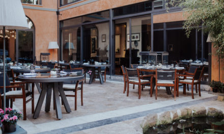 Restaurante Montana, cocina andaluza en el corazón de Málaga