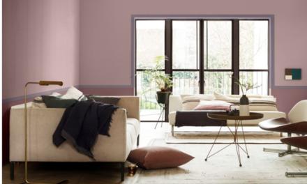 El color Palo de Rosa en tu hogar, pura tendencia