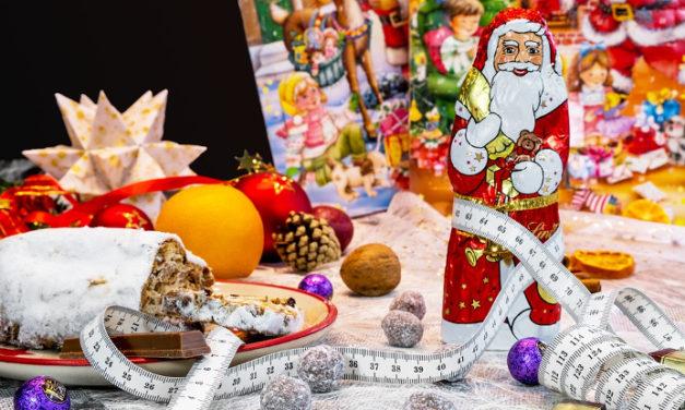 Las 12 uvas de una buena digestión. ¡Así debes cuidarte en Navidad!