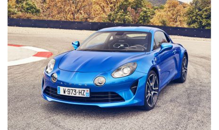 Alpine vuelve, y lo hace a través del nuevo coupé sport A110 Première Édition