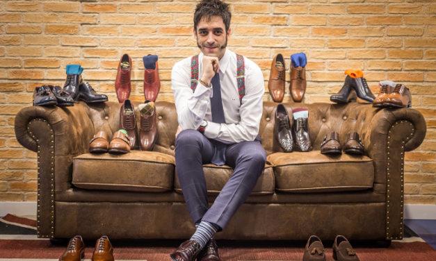 Holborn, una nueva firma de zapatos de caballero a medida con sello español