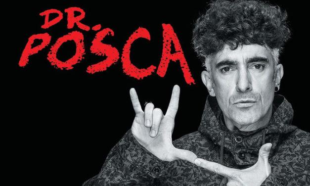 Favio Posca llega a Madrid para hacerte reír sin tapujos