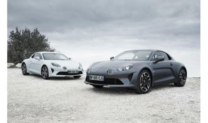 Alpine presenta dos nuevas versiones del A110 en el salón del Automóvil de Ginebra