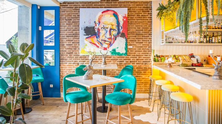 'La barra de Sargo' cobra protagonismo en el restaurante