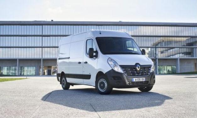 Renault Master Z.E., el vehículo 100% eléctrico, comienza su andadura con éxito