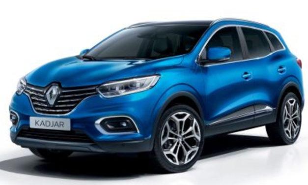 Nuevo Renault Kadjar, un modelo aún más atractivo y confortable