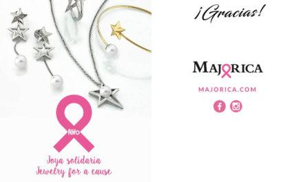 Majorica, con la Fundación FERO
