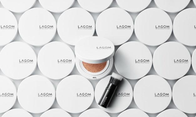 CF Cushion de Lagom, maquillaje y corrector  2 en 1 para un acabado efecto