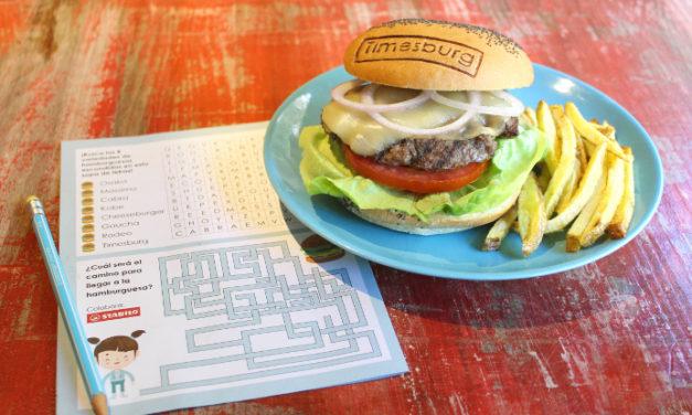 Pequeburg, la burger que más mola