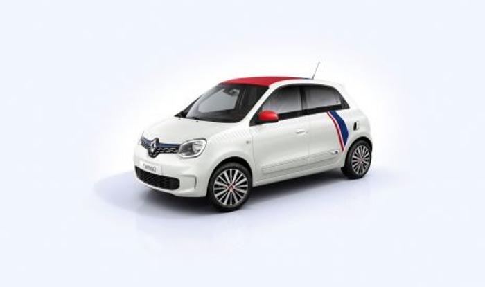 Nuevo Renault Twingo «le coq sportif», un diseño singular y muy elegante
