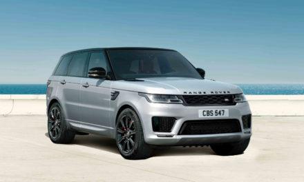 Range Rover Sport HST MHEV, con nuevo motor gasolina de alto rendimiento