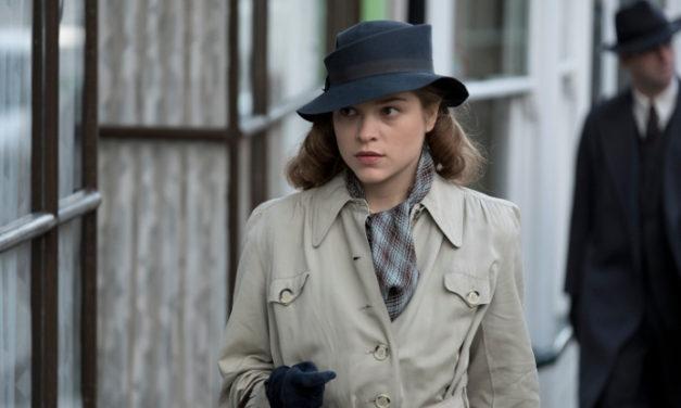 'La espía roja', un fantástico thriller de espías