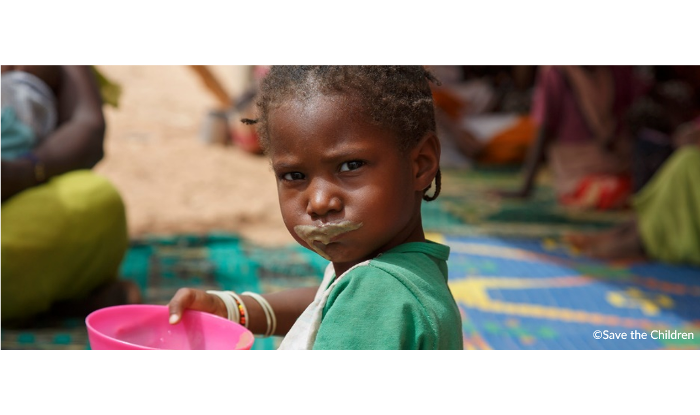 Sprinter lucha contra la pobreza infantil