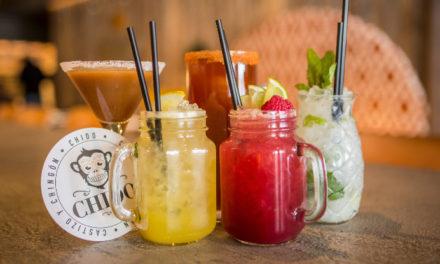 Los cócteles más deliciosos te esperan en Chido Castizo & Chingón