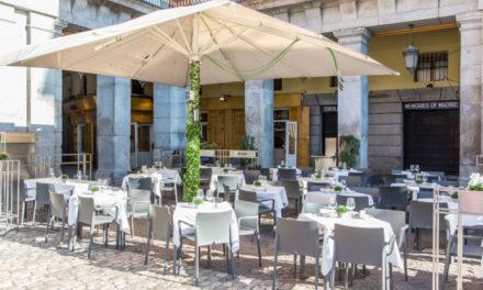 Arrabal, cocina clásica y creativa en el corazón de Madrid