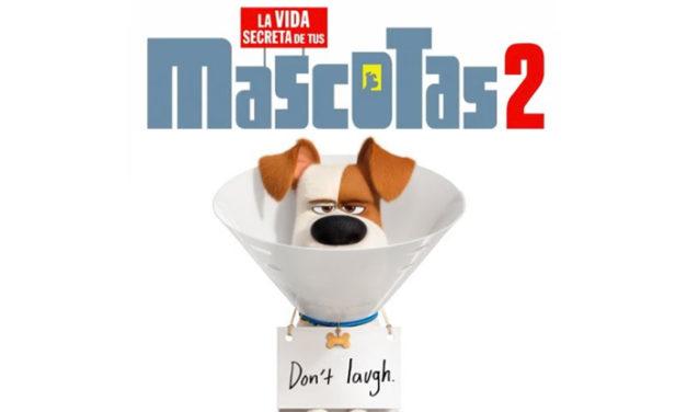 'Mascotas 2' conquistará a toda la familia