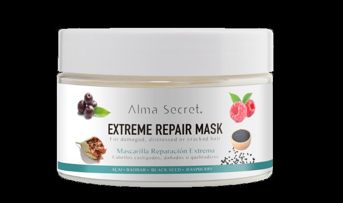 Nutre, repara y revitaliza tu pelo con las mascarillas de Alma Secret