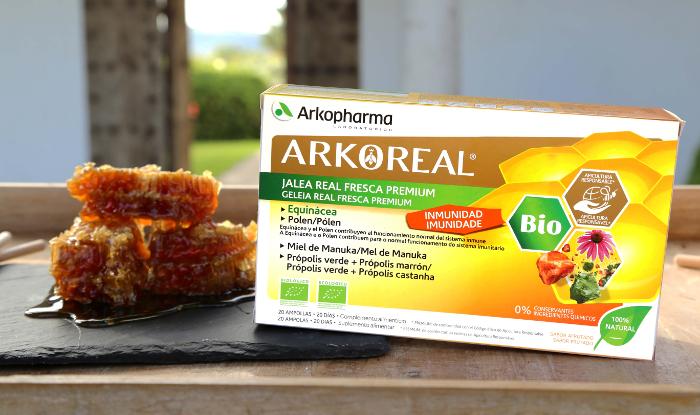 Arko Real Jalea Real ayuda a tu organismo a mantenerse sano este otoño