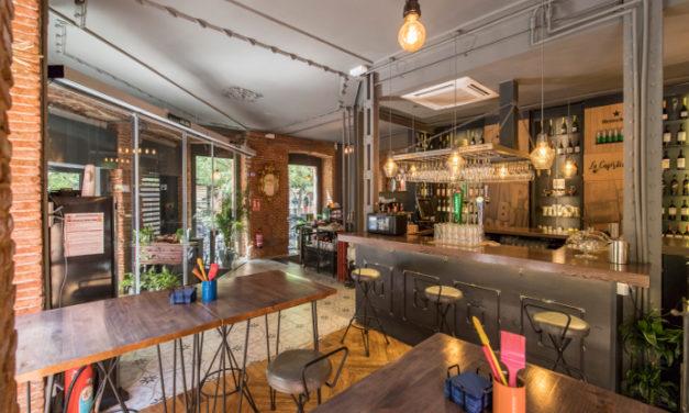 La Caprichosa, restaurante de cocina sin fuego, natural y saludable