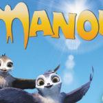 Llega a los cines la divertida película 'Manou'